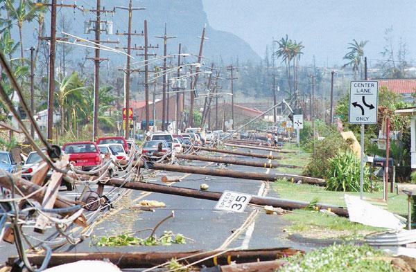 Two Stories One Amazing Place Kauai And Hurricane Iniki